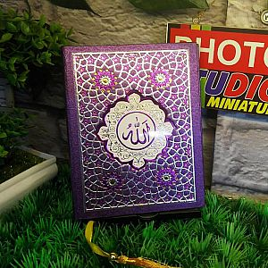 Buku Yasin Hard Cover Motif